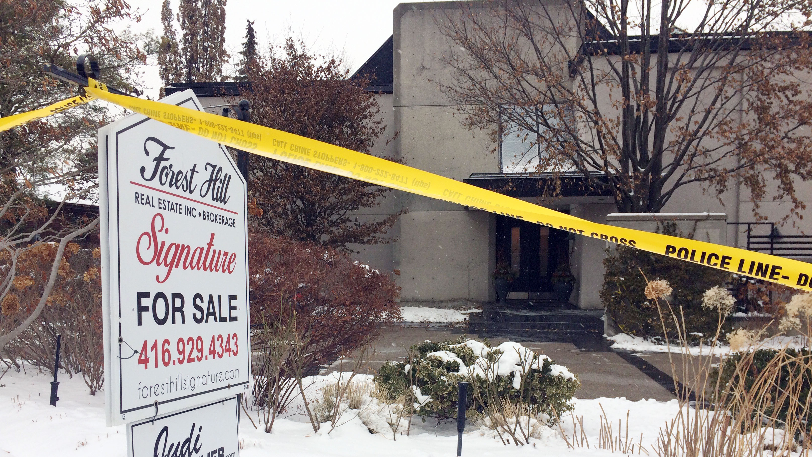 2 found dead in Toronto home of Apotex chairman Barry Sherman