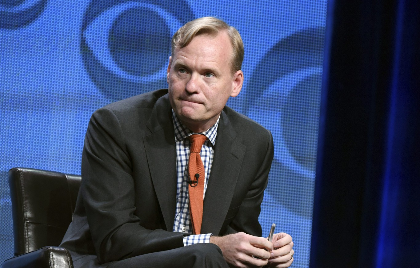 John Dickerson Replacing Charlie Rose on 'CBS This Morning'