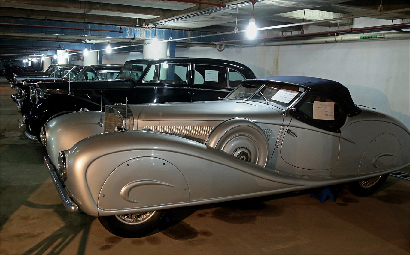 Optimism in Iraq fuels revived interest in classic cars - 680 NEWS
