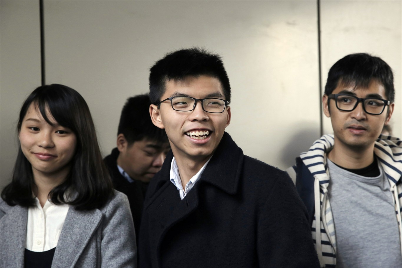 Hong Kong democracy leader Joshua Wong jailed for second time