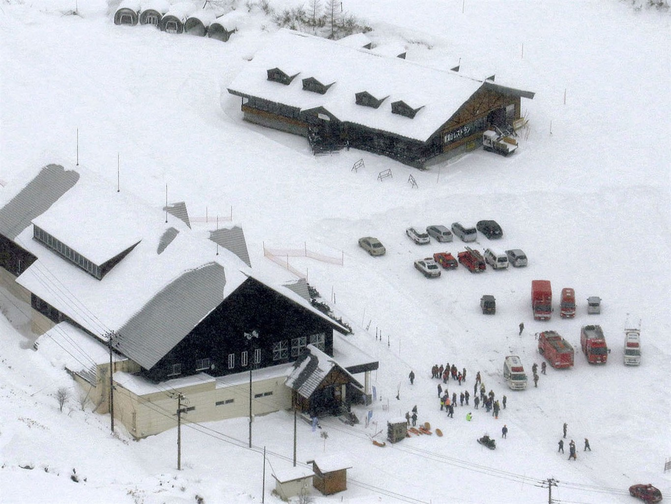 12 skiers injured by flying rocks as japanese volcano erupts - 680 news