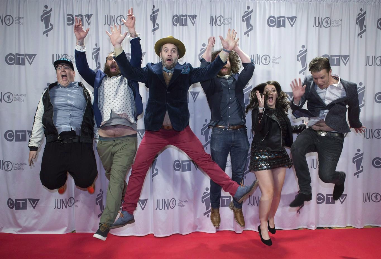 London to Host 2019 Juno Awards
