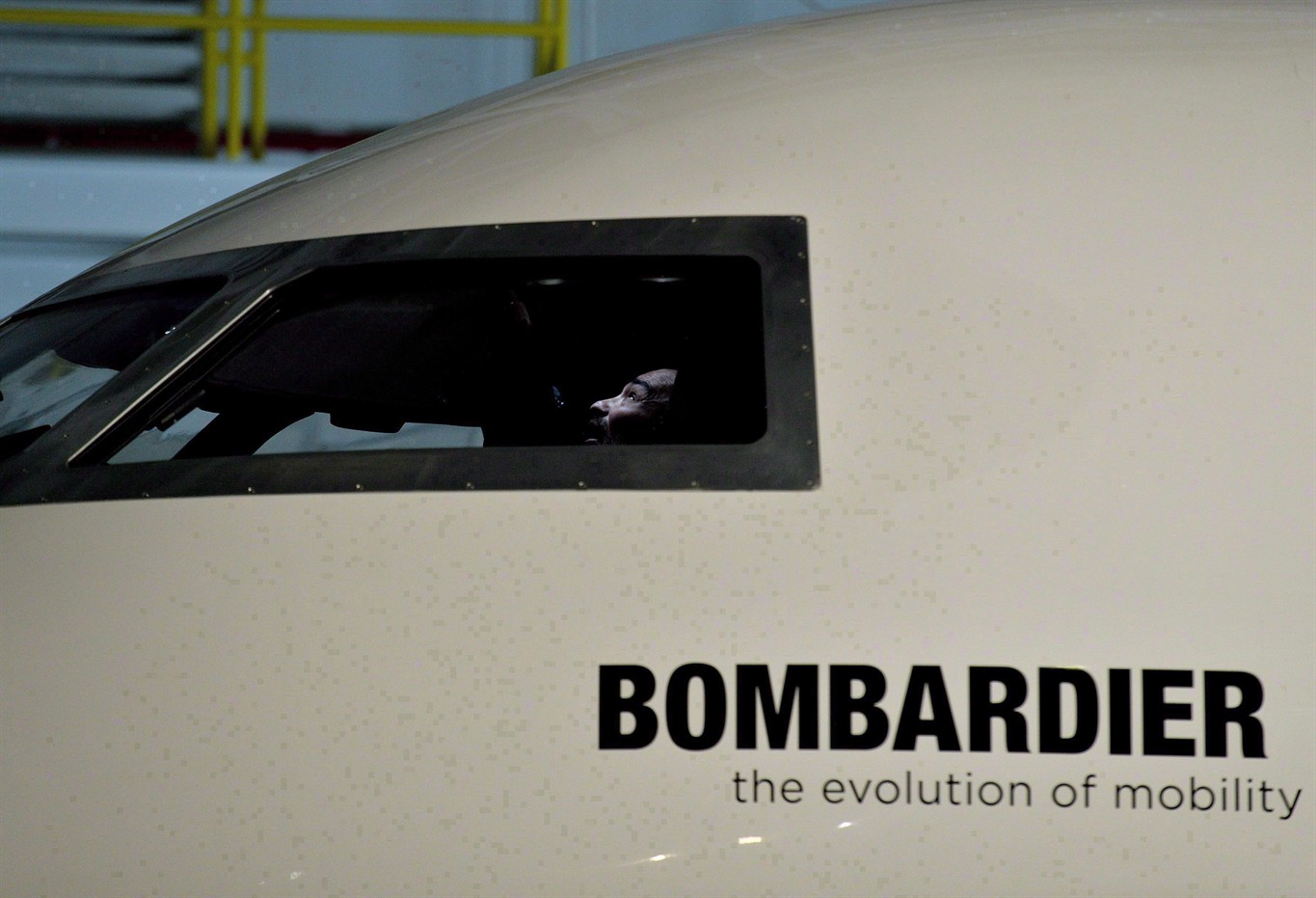 United States commerce physique throws out 300% tariffs towards Bombardier C Sequence