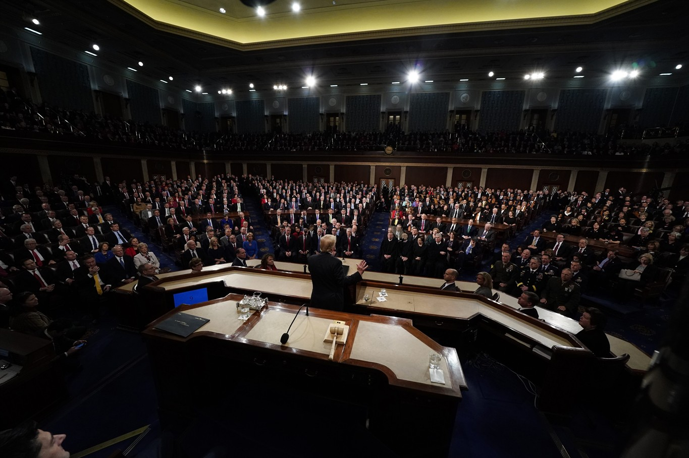 Colorado lawmakers react to the State of the Union Address