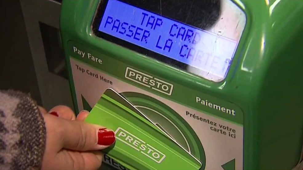 how to use presto card ttc