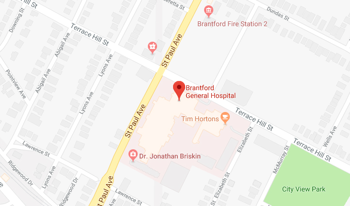 Lockdown lifted at brantford general hospital after fatal for 151 west broadway 4th floor
