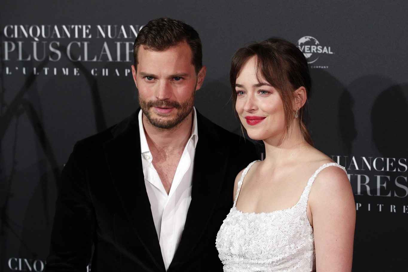 'Fifty Shades Freed' tops box office with $38.8 million