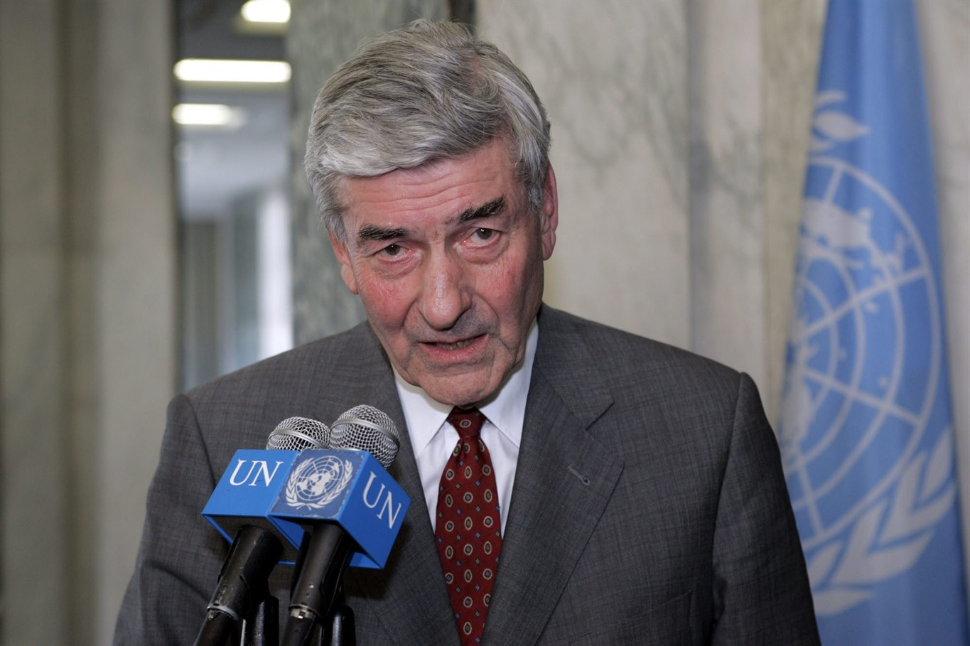 Fmr. Dutch prime minister Ruud Lubbers dies