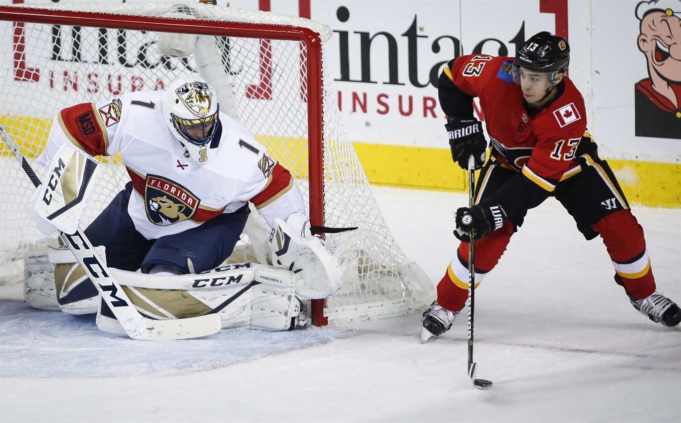 Roberto Luongo Returns Mike Matheson Scores Twice As Panthers Beat