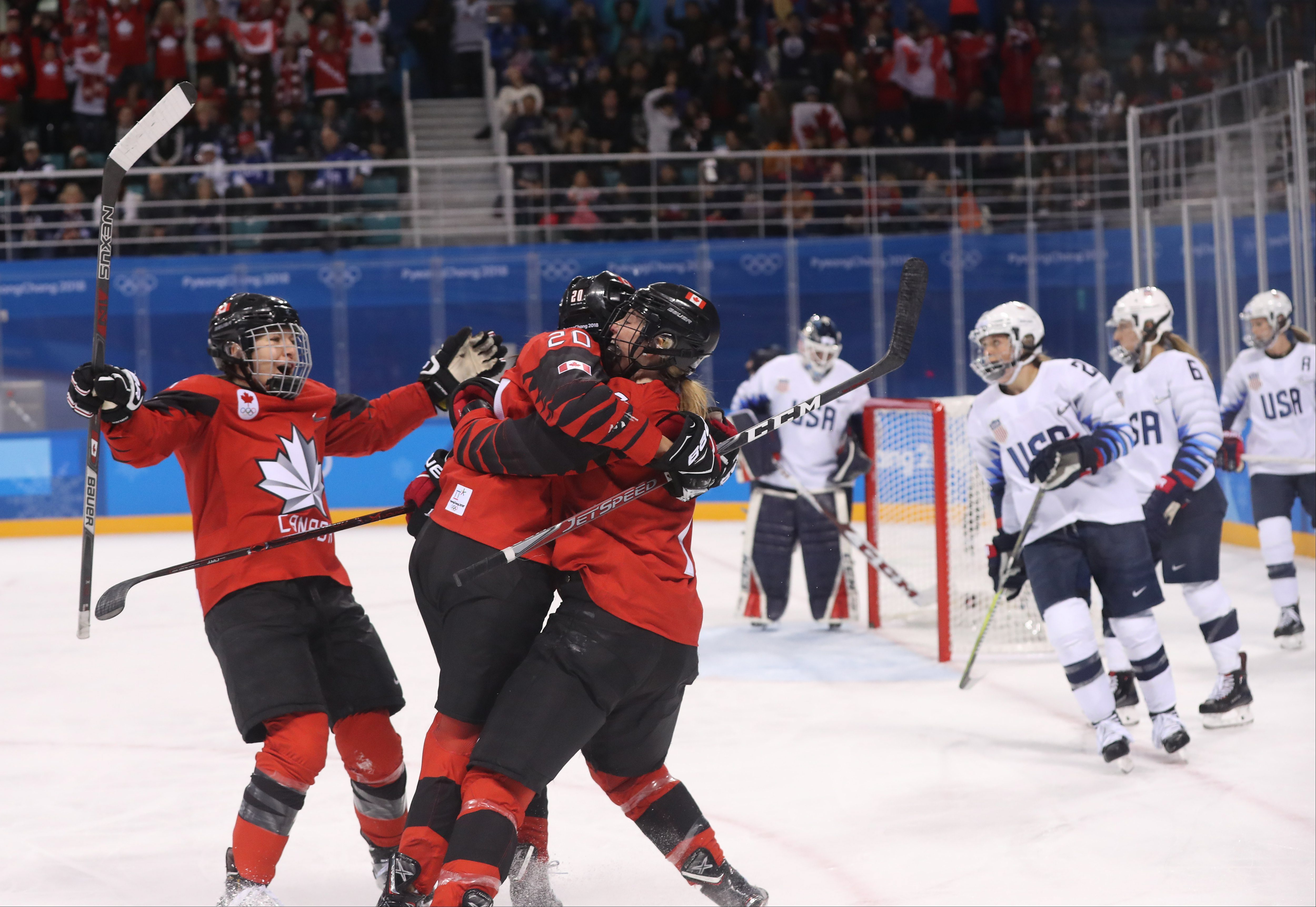 Can the United States and Canada Play Again, Please?