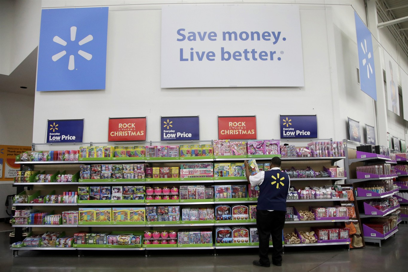 The Jefferies Group Reiterates Buy Rating for Wal-Mart Stores (WMT)