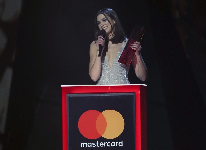 Stormzy called out Theresa May at the BRIT Awards