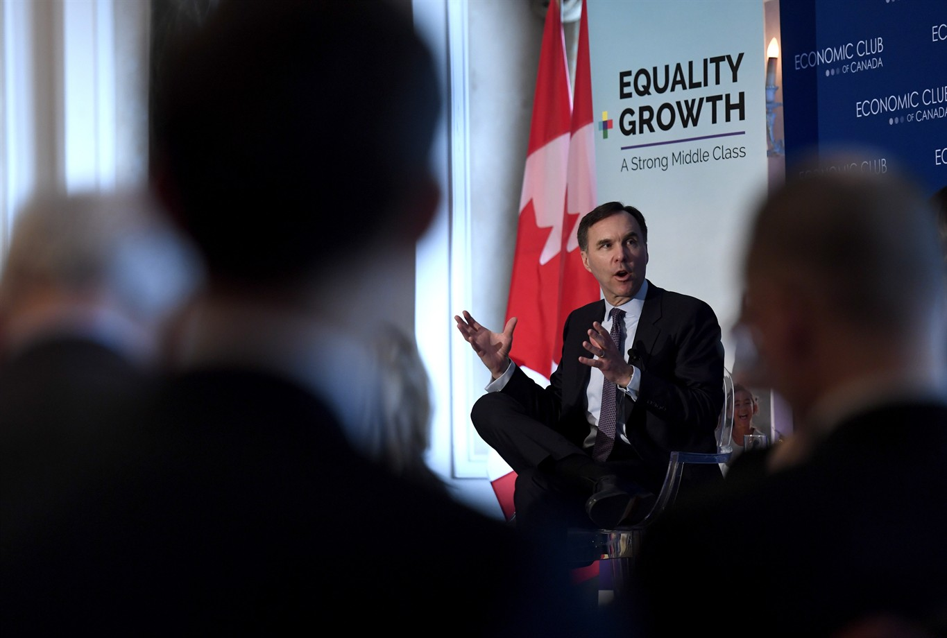 Critics call for Morneau's ouster from pharmacare file over remarks about study