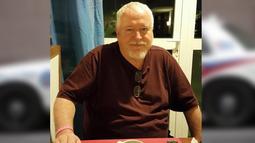 Bruce McArthur 66 in a Facebook