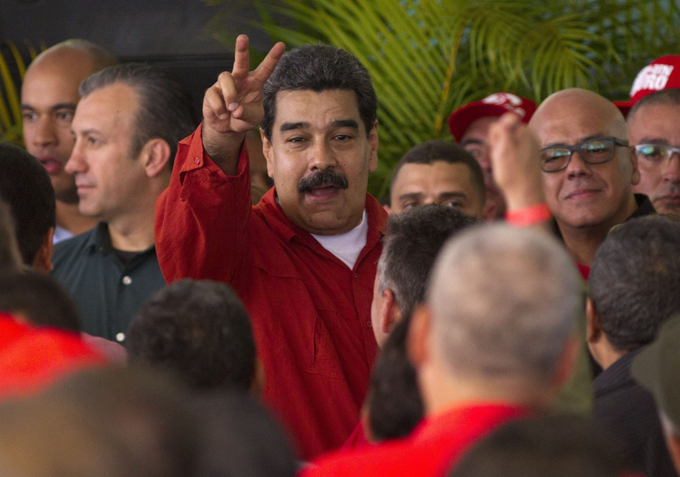 Venezuelan presidential vote delayed to May after deal with some opposition parties