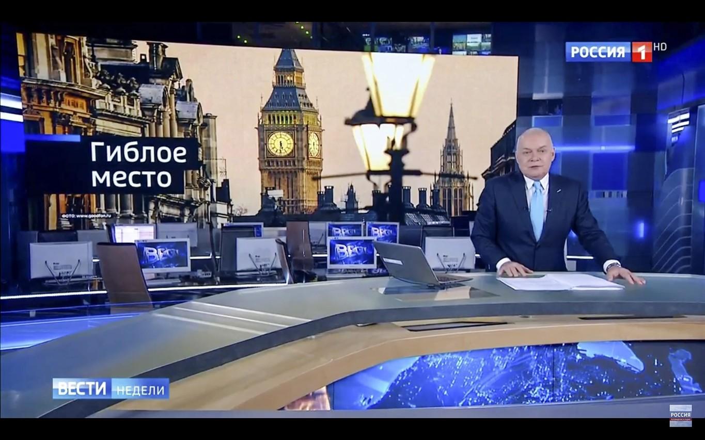 Evgeny Kiselev, TV presenter: photo, biography and personal life 31