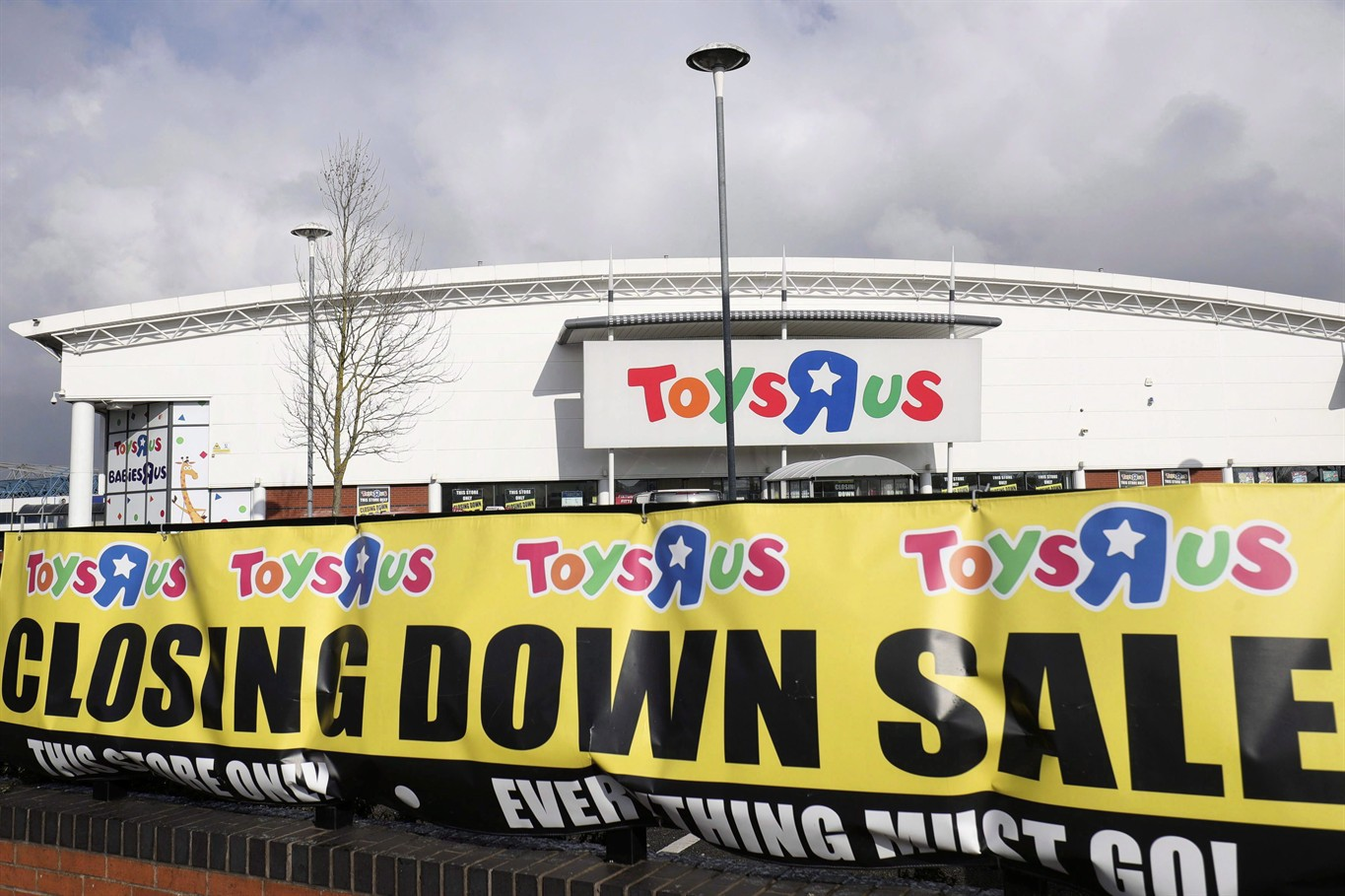 Growing Fear Toys R Us Gift Cards Will Be Worthless