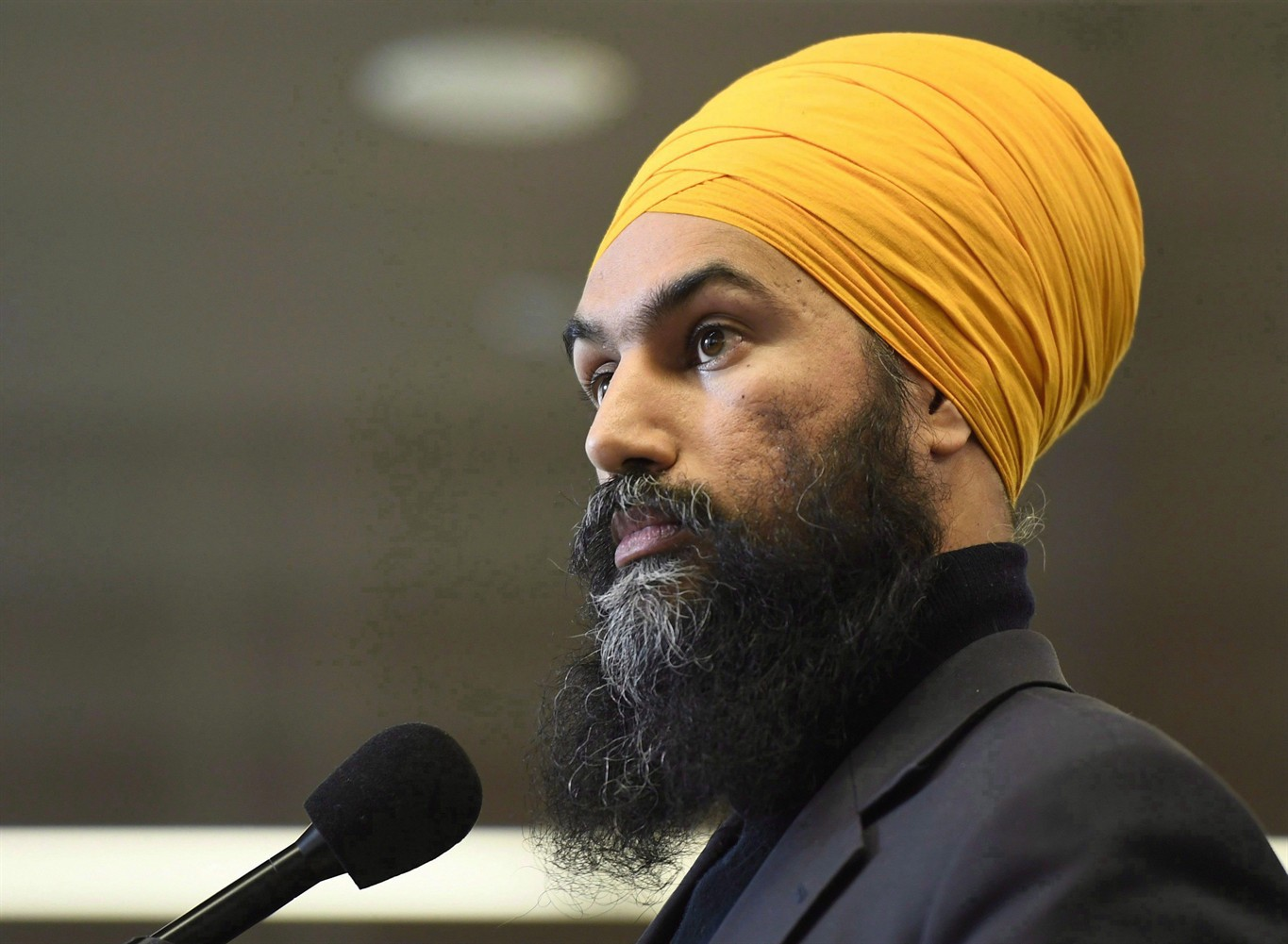ndp leader says canada should declare anti sikh violence in 1984 a