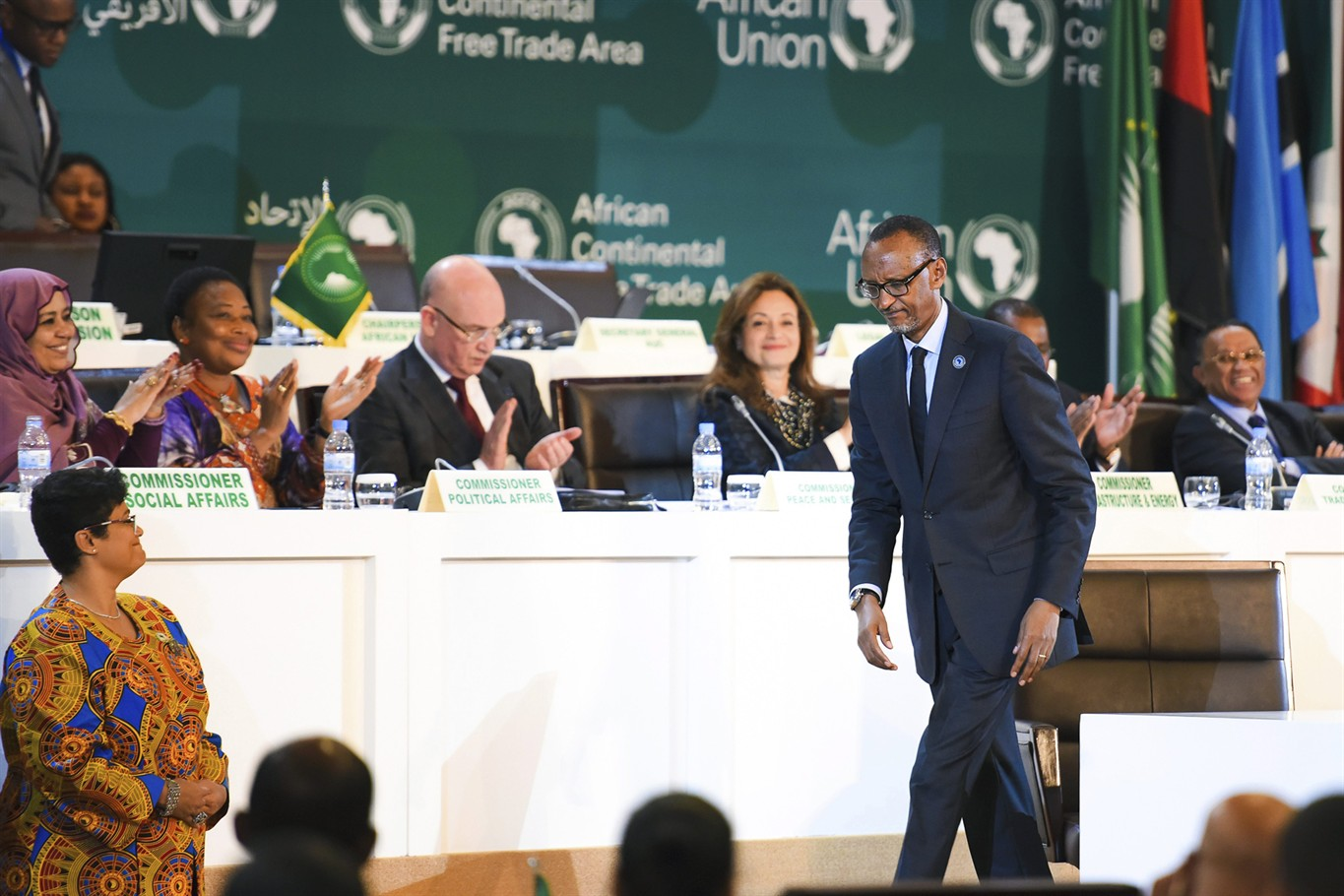 African Nations Sign Largest Free Trade Agreement Since Wto 680 News