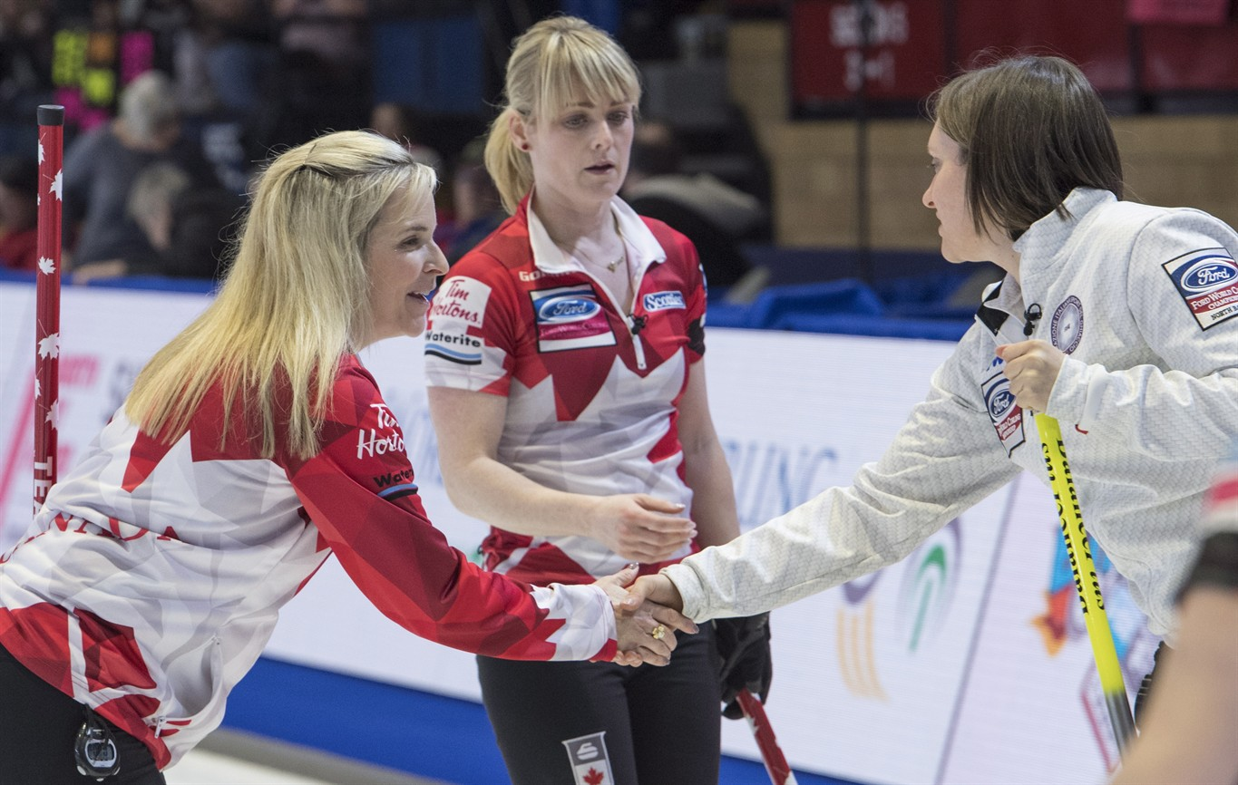 Canada wins two more and secures playoff spot at women's