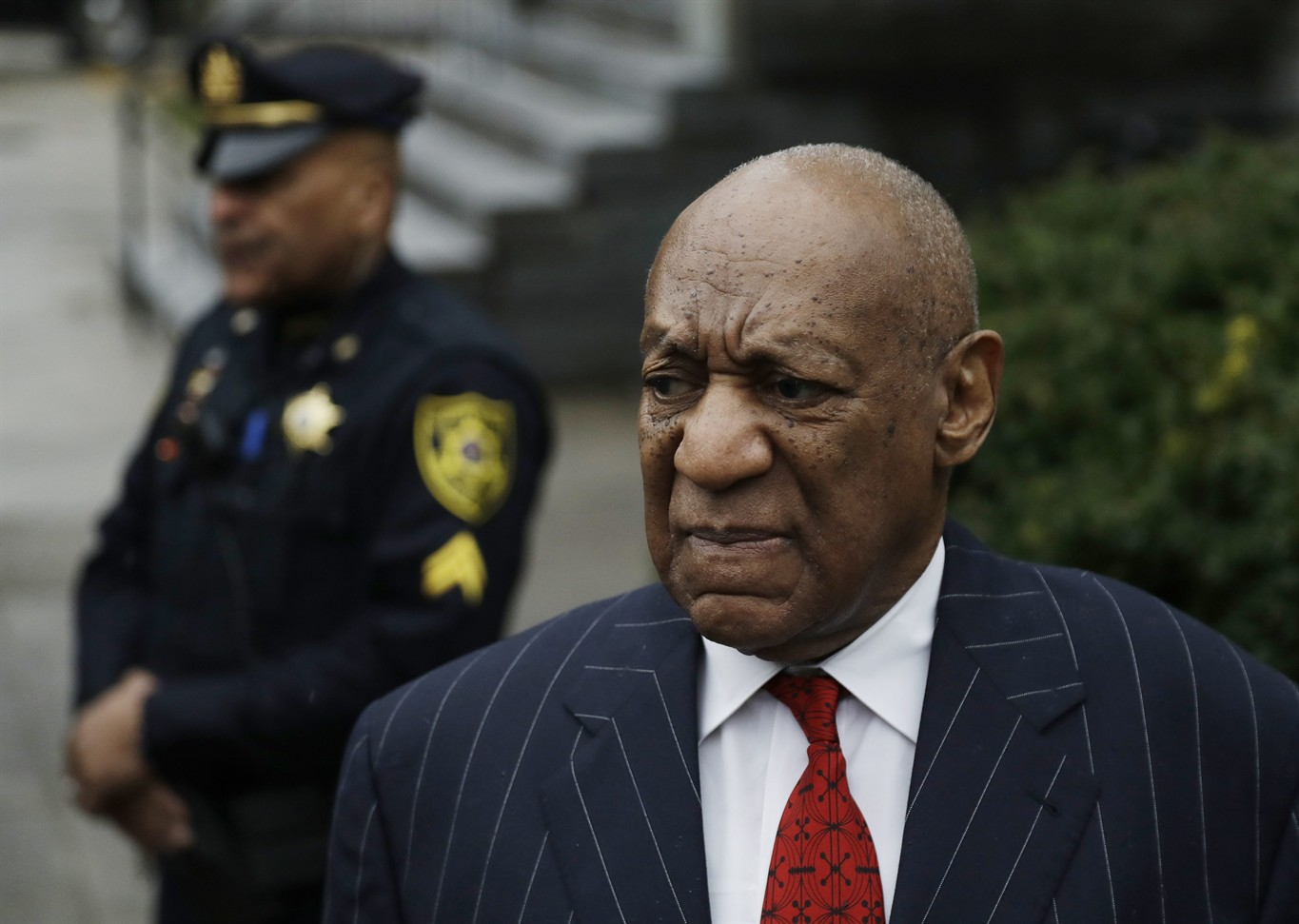 Bill Cosby trial: Judge pushes back against demands he step aside