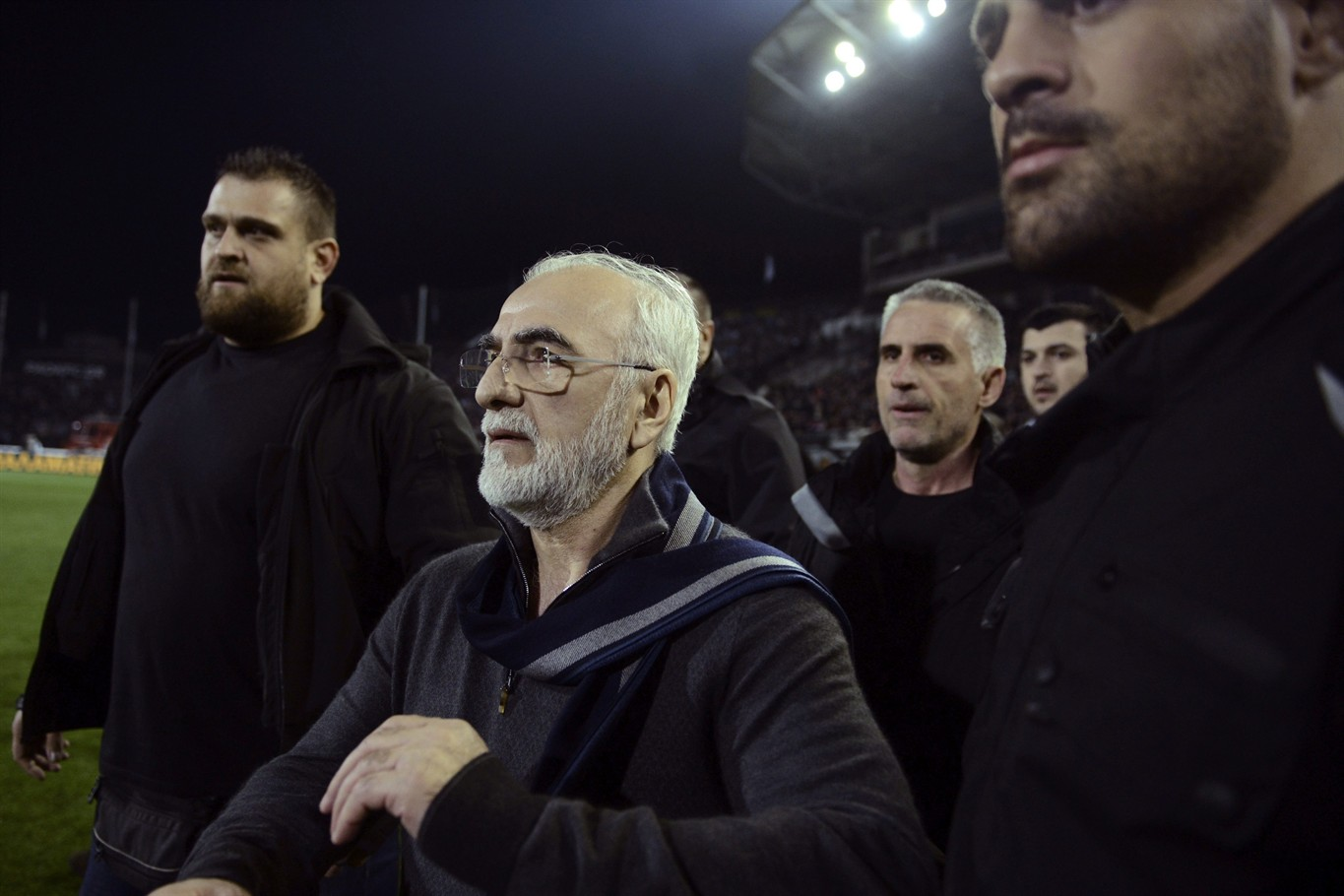 Gun-toting PAOK owner given three year ban, club docked three points