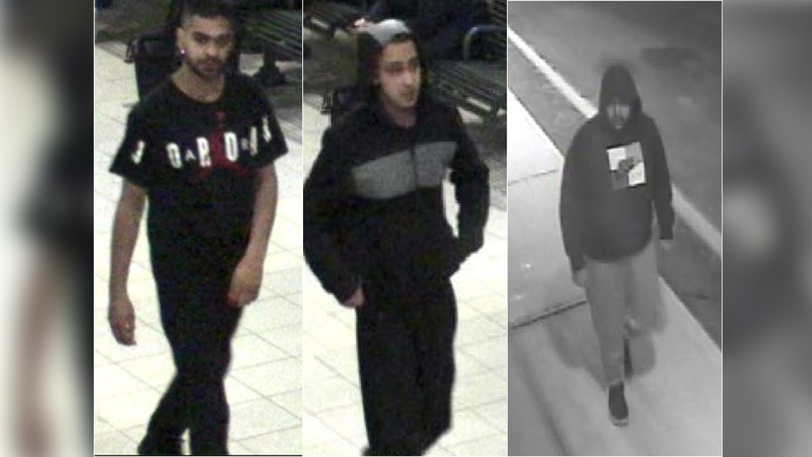 'Actively evading police': Man allegedly attacking and robbing random people in Mississauga