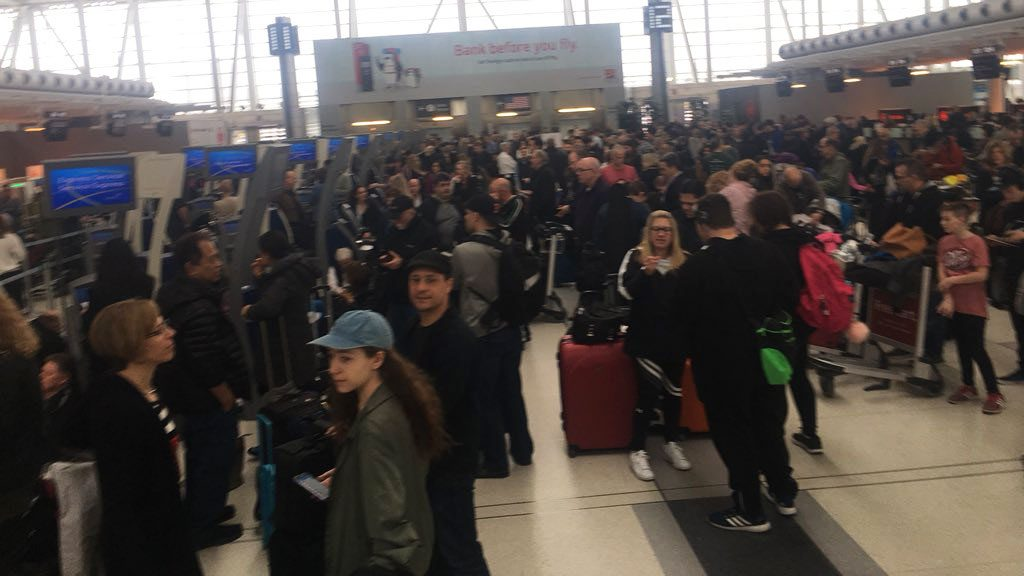 Air Canada check-in counters back online after massive outage