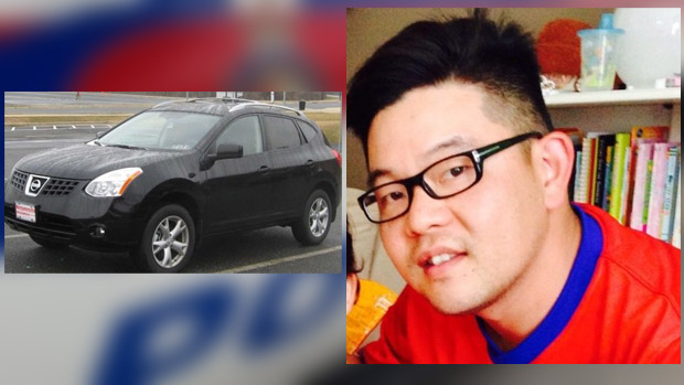 Auto belonging to missing man Eugene Kim found; unidentified remains inside