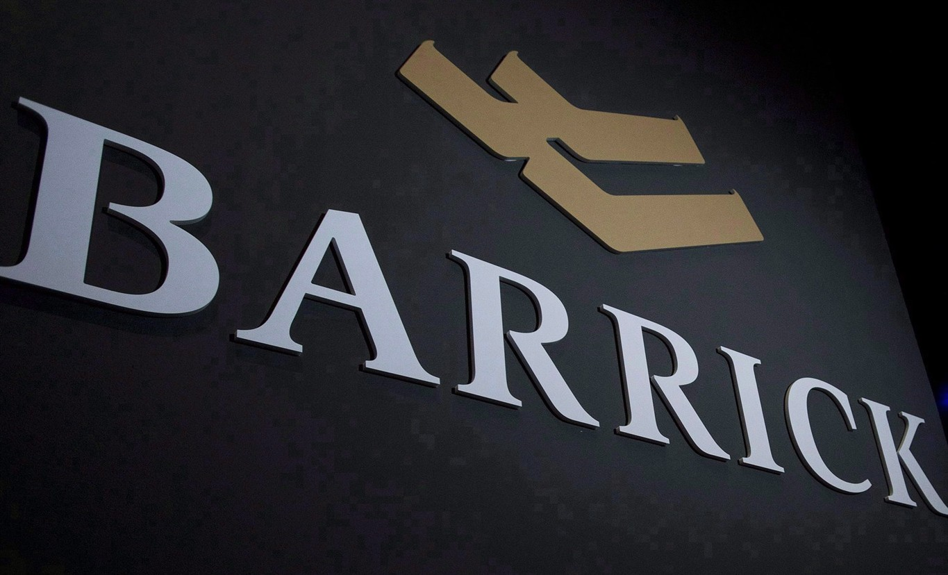 Barrick reports higher profit on higher gold prices