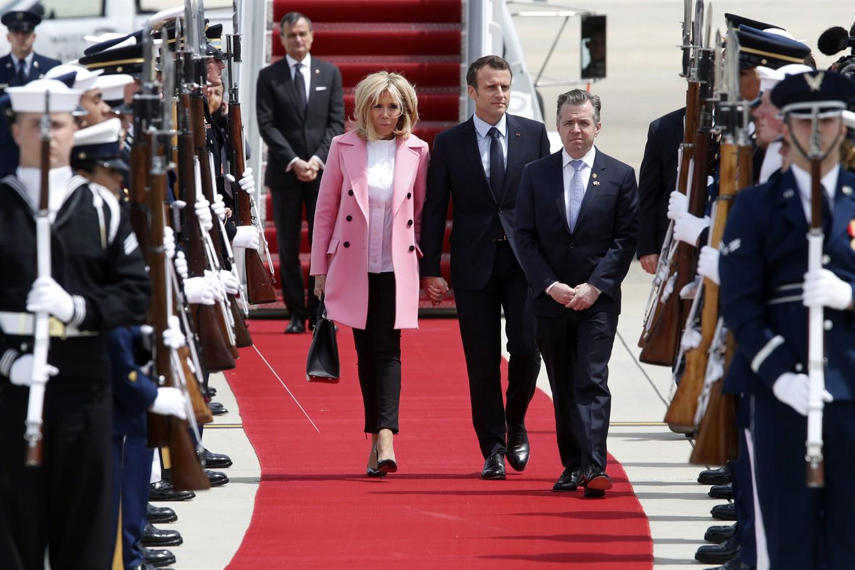 Macron: I'm Here to Make France Great Again