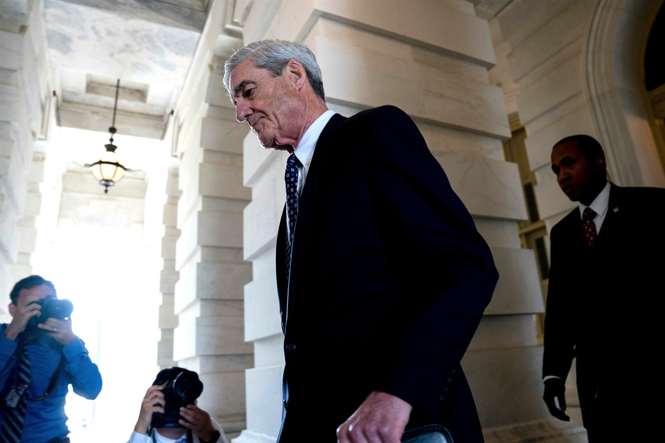 US Senate Judiciary Committee Approves Bill to Protect Mueller