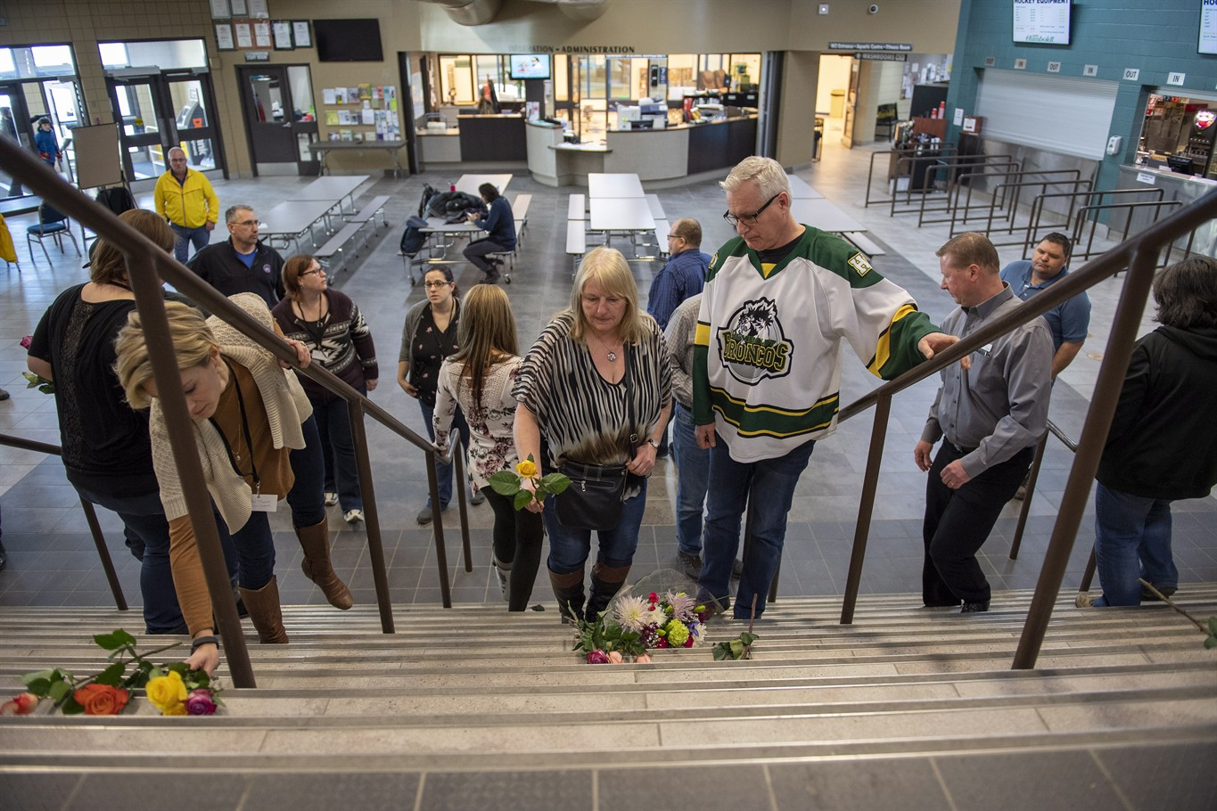 Humboldt Broncos Accident: GoFundMe On Pace To Reach $2 Million After Crash