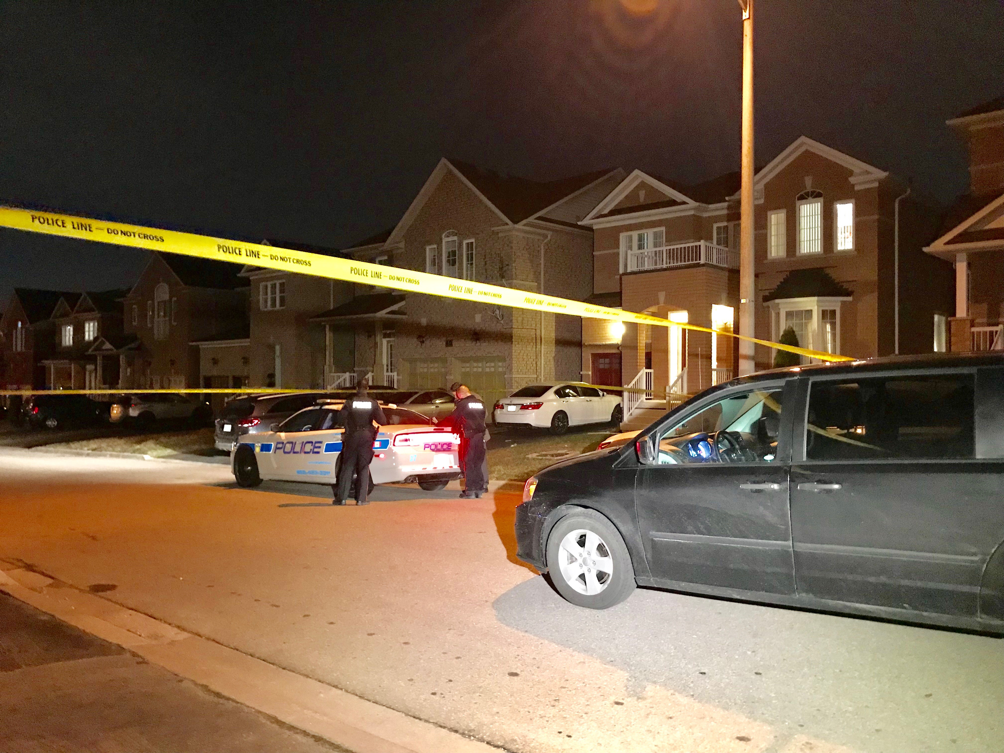 2 taken to hospital with critical injuries after shooting in Brampton