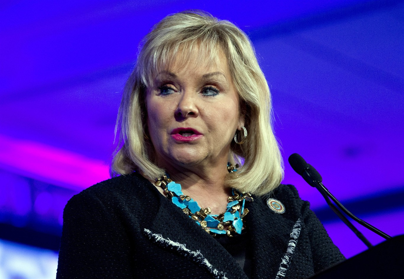 Oklahoma governor Mary Fallin vetoes controversial 'constitutional carry' bill