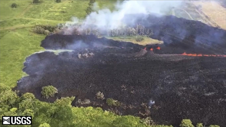 hawaii volcanoes nasjonalpark pahua