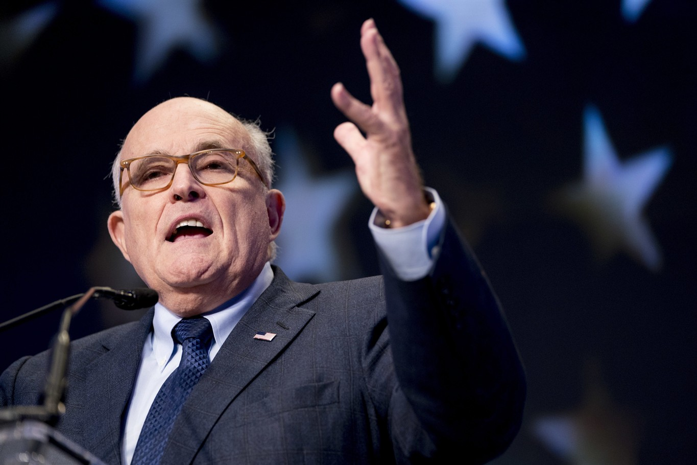 Origin of Mueller Investigation Into Trump Campaign Was 'Illegitimate': Giuliani