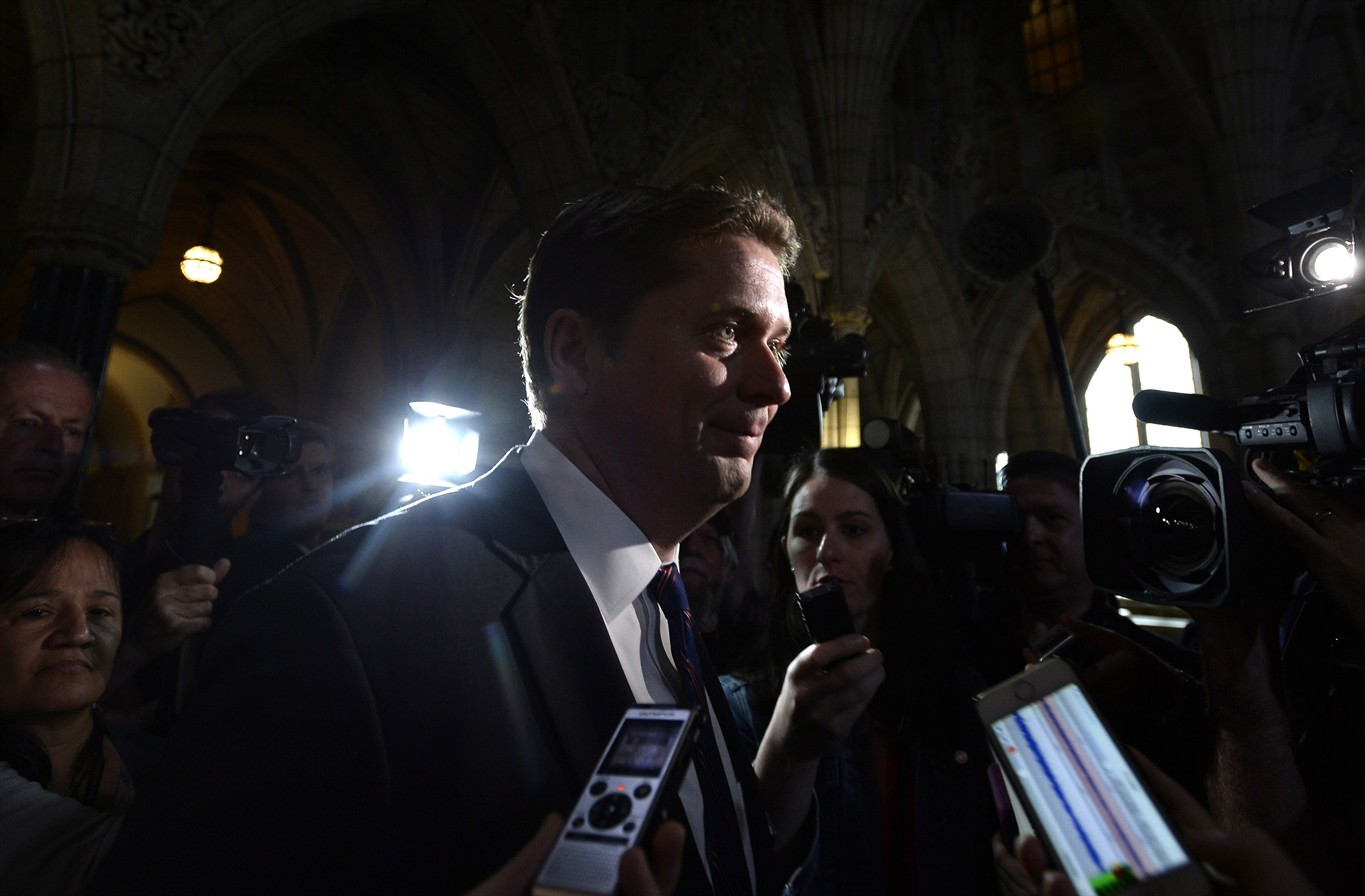 Bernier's lack of loyalty, not supply management, behind ...