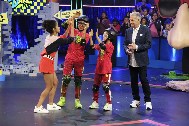 Nickelodeon, HQ Trivia mark 'Double Dare' reboot's debut
