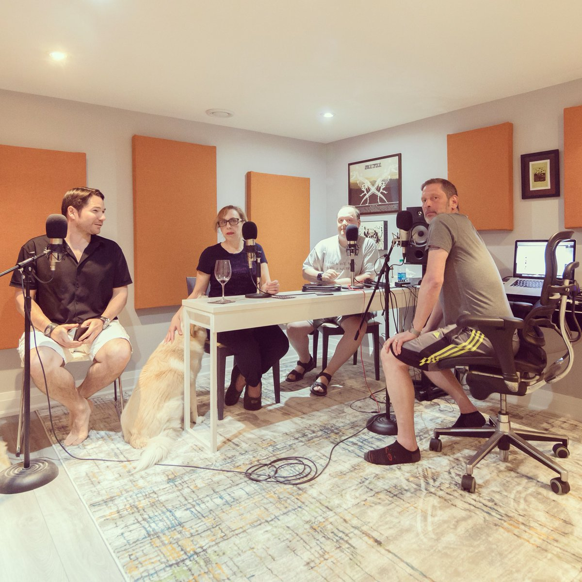 Basement podcast from Toronto gets worldwide attention