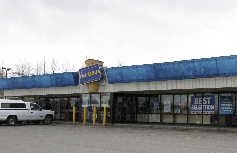 Blockbuster's last stores in Alaska closing, leaving 1 store in US