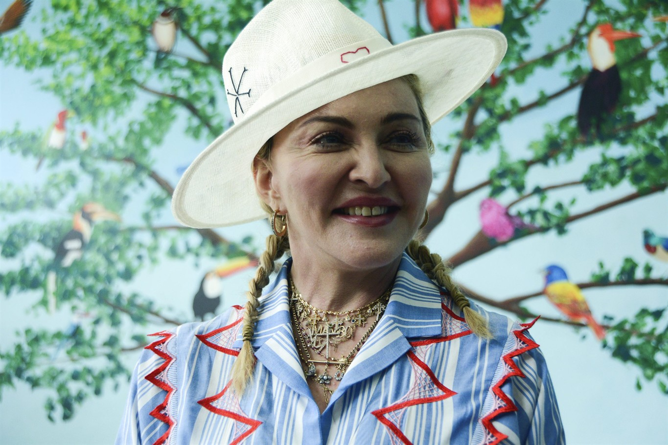 Madonna Back In Malawi: This Time It's Personal