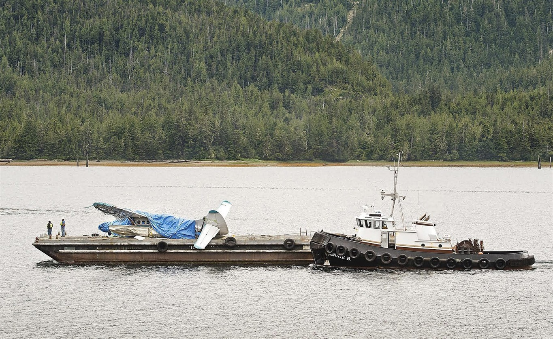 Report: Weather was deteriorating before Alaska plane crash