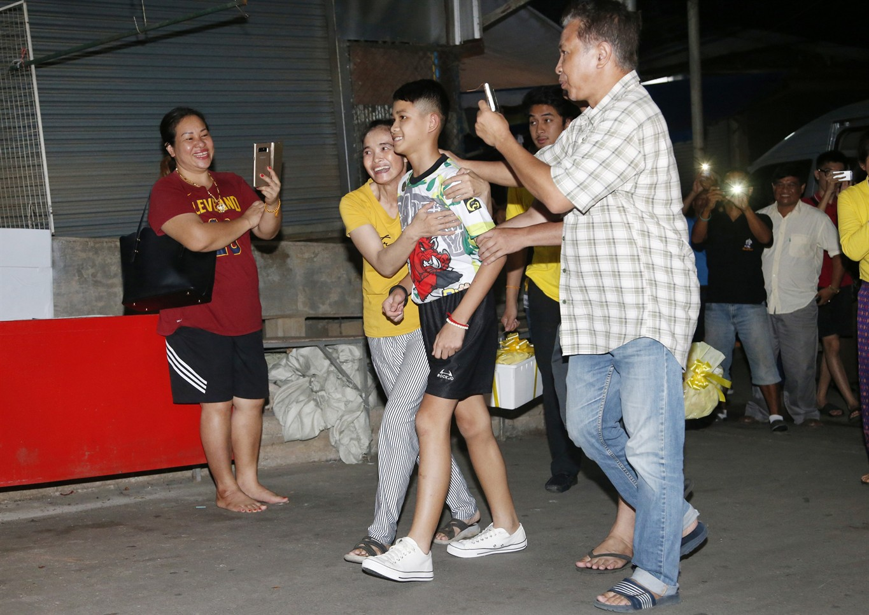 Thai Boys Recount Cave Rescue Voices In Dark Then Hello 680 News