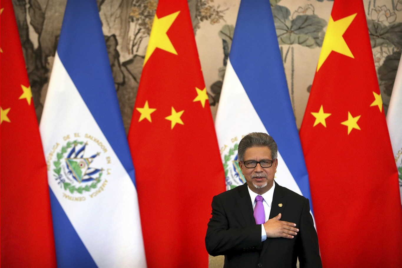 El Salvador Suspends Relations with Taiwan for Cancelling Harbour Project?