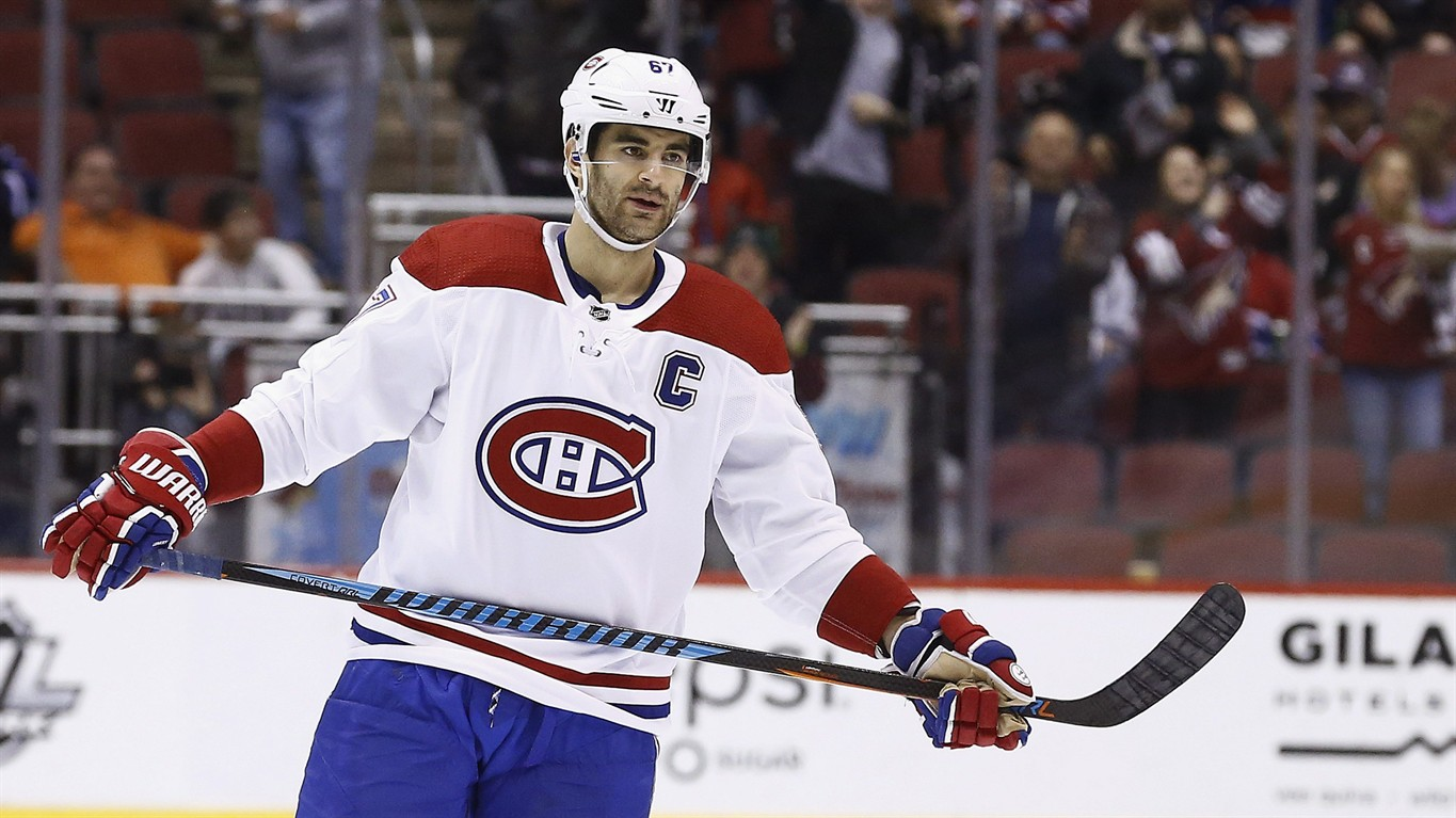 Canadiens brass moving forward after Pacioretty trade