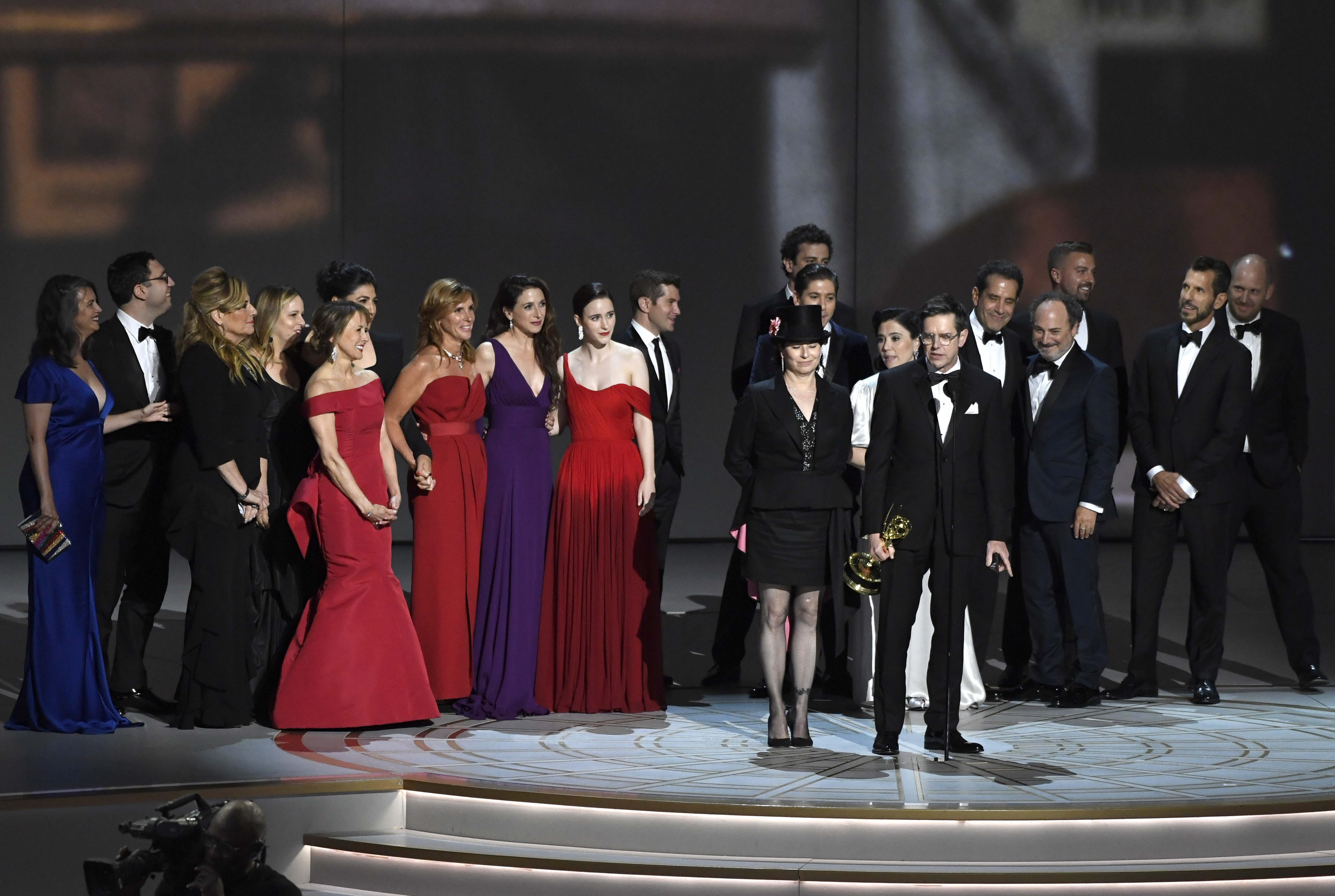 Emmy Awards: Wrap Up Of The Winners