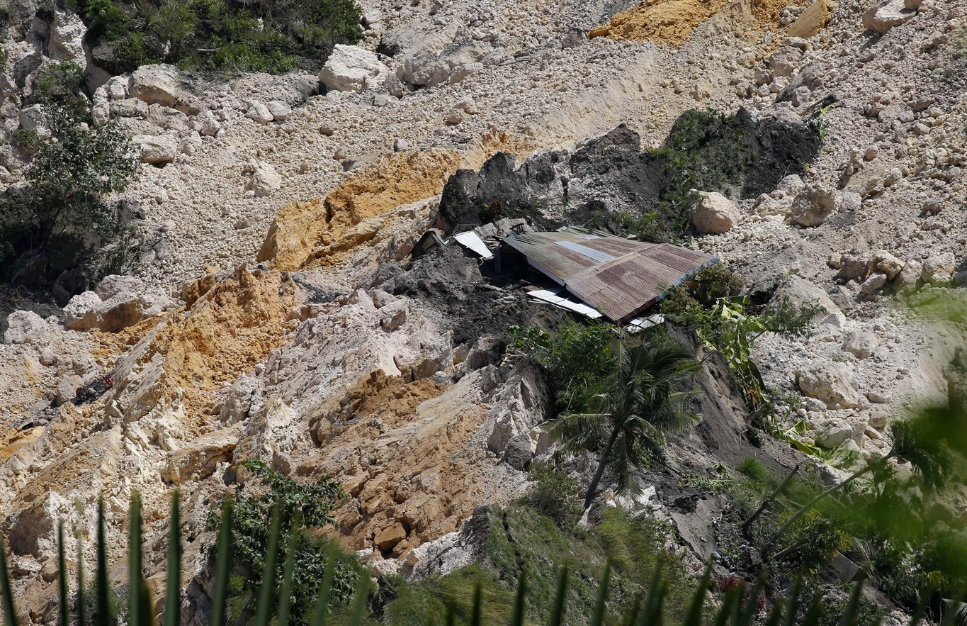 At least 29 dead following landslide in the Philippines