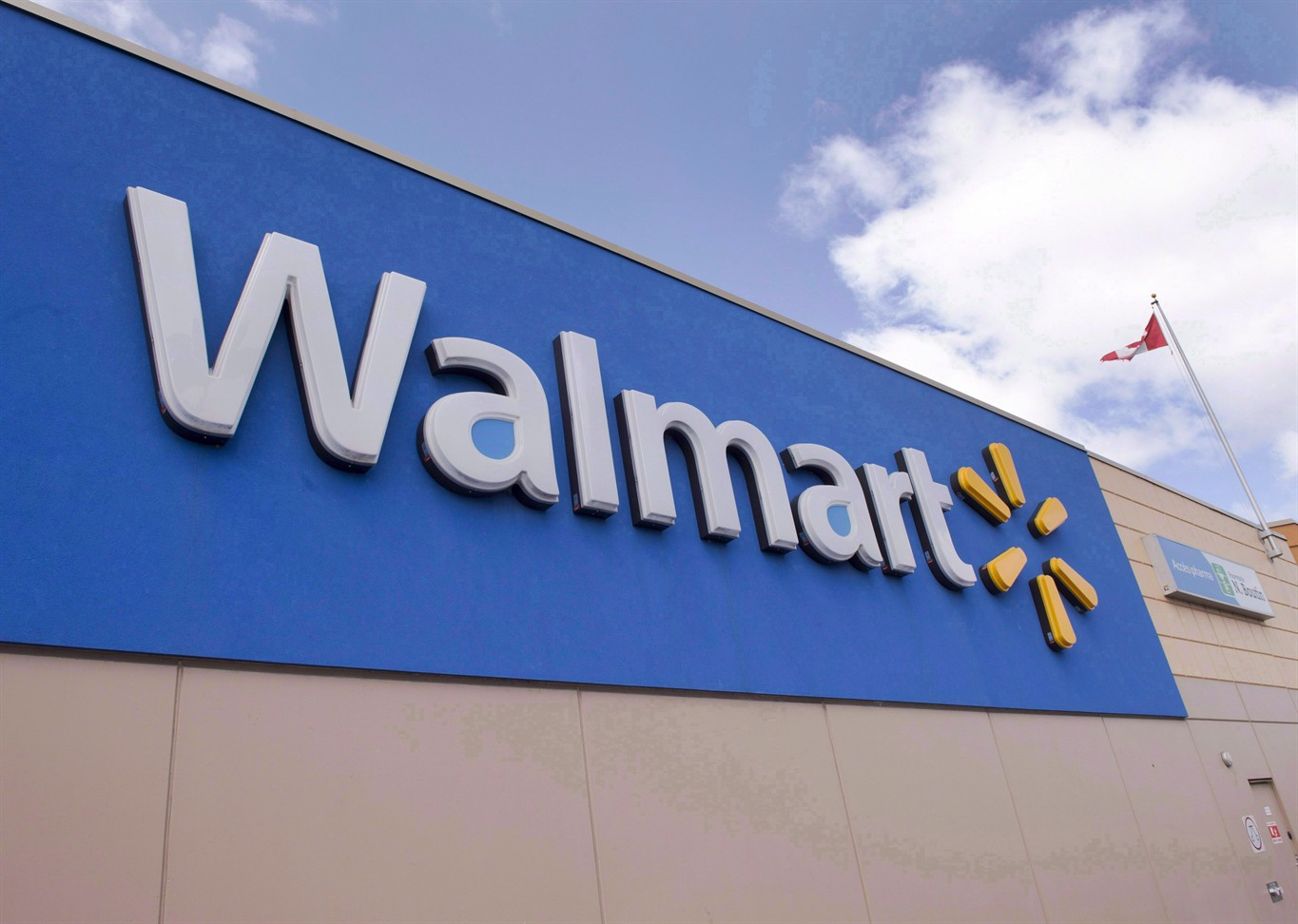 Health Agency Says Agreement Reached With Walmart In Fort Mcmurray