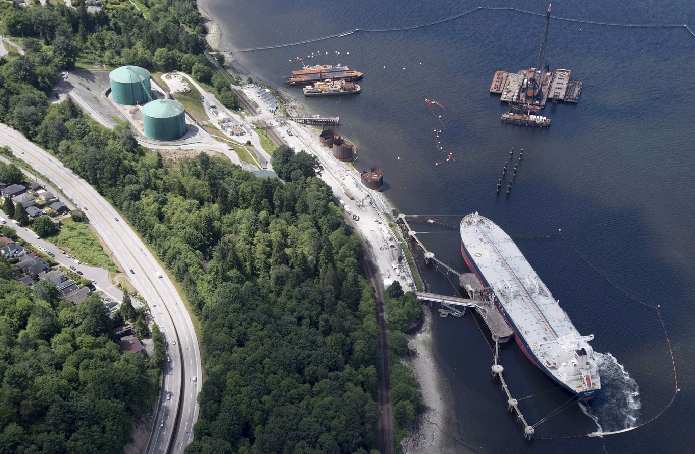 Feds launching review of oil tanker traffic leaving Burnaby